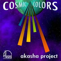 "CD ""Cosmic Colors"""