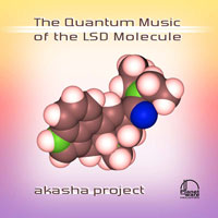 The Quantum Music of the LSD Molecule